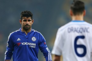 Diego Costa is the bookies favourite to score first