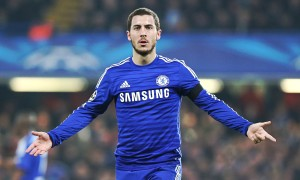 Hazard was excellent during Chelsea's 2-2 draw with Spurs