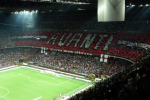 The 2016 Champions League Final will be held at the San Siro, home of AC Milan