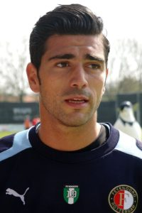The main man for Italy Graziano Pelle