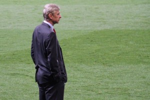 It's been another frustrating season for Wenger