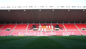 The Stadium Of Light; plays host to a crucial game today