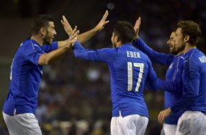 Can Italy continue their excellent record against World Champions Germany?