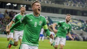 Northern Ireland will be looking to progress to their first quarter finals