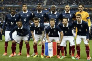 Can hosts France secure themselves a place in the final?