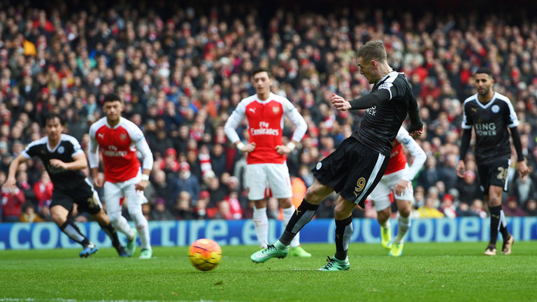 Can Leicester make it third time lucky against the Gunners?