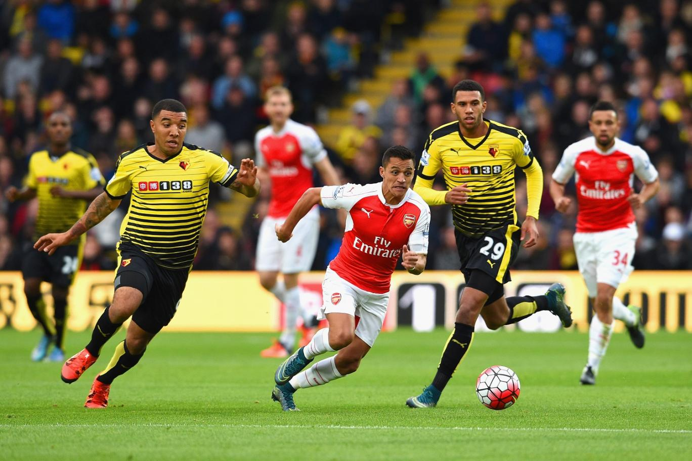 Can Watford deal another blow to Wenger and Arsenal?