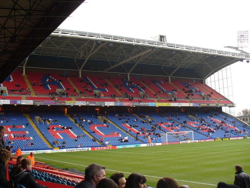 The match will be played at Selhurst Park