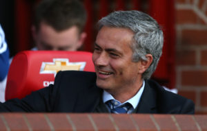 Can Mourinho begin his United reign with a win at Wembley?