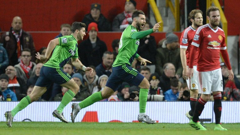 Can Southampton make it three in a row at Old Trafford on Friday?