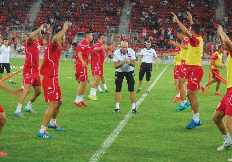 Hapoel come into this match in great form after beating Inter 2-0 at the San Siro