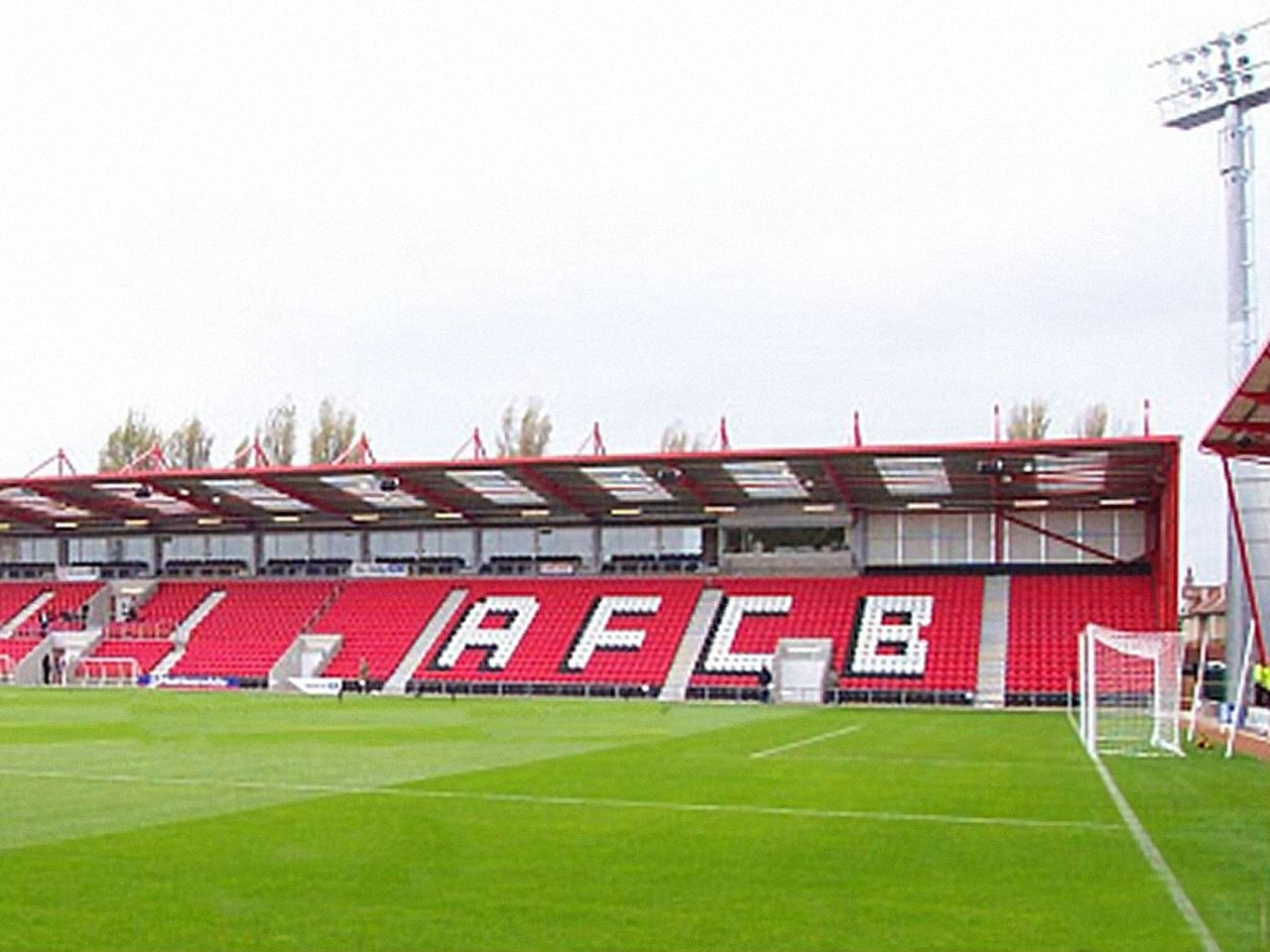 This match will take place at Bournemouth's Vitality Stadium