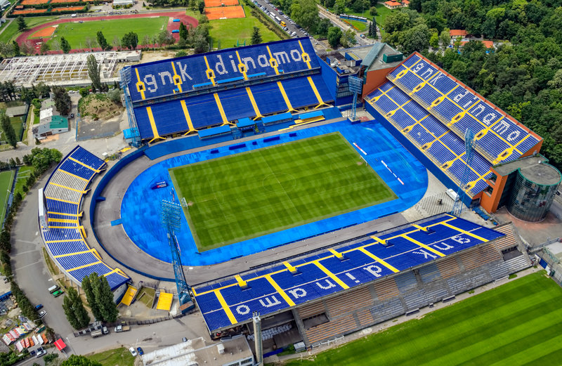 Zagreb host Juventus in the second round of games