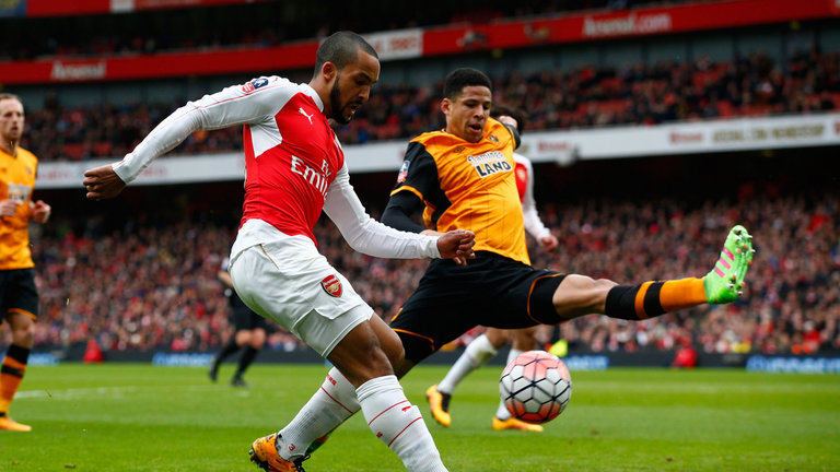 Can Hull register only their second win against Arsenal on Saturday?