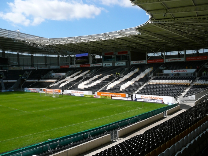 Both sides will be looking to avoid three successive defeats at the KC Stadium