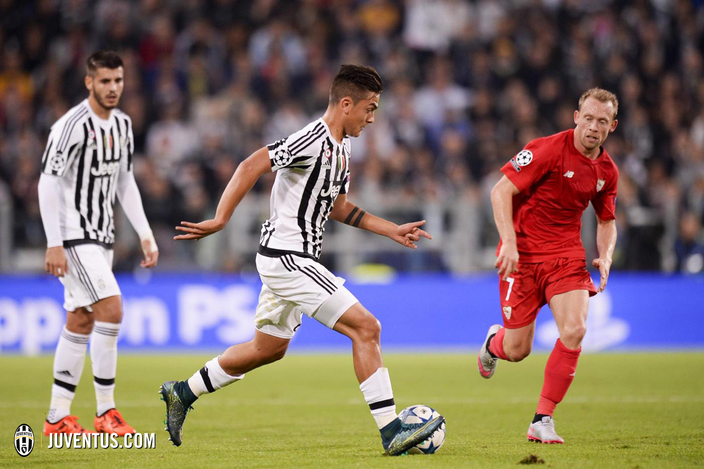 Can Juve kick start their campaign after a tough start against Sevilla?