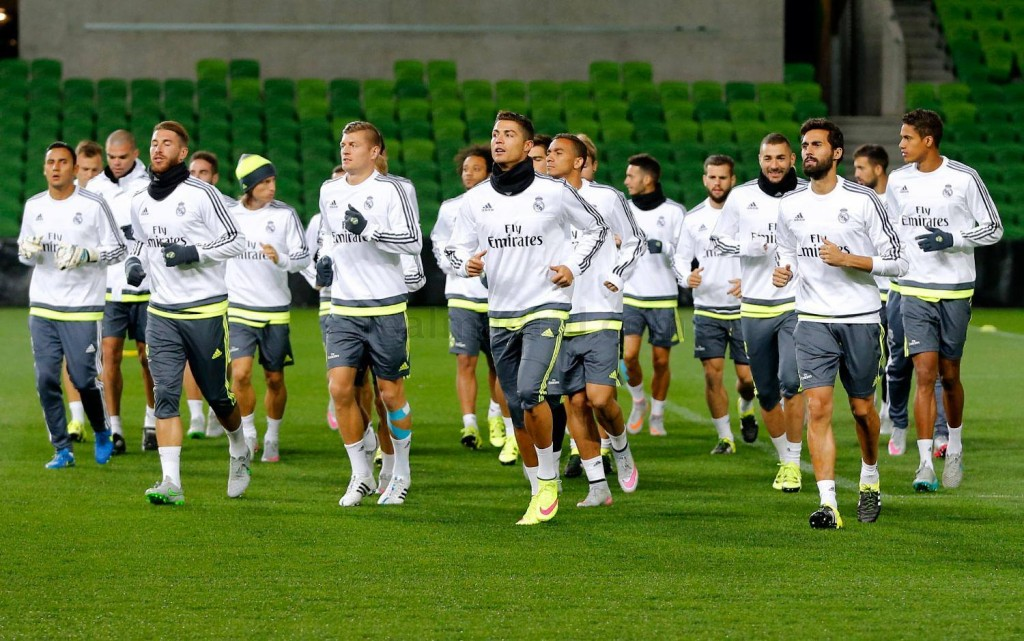 Can Ronaldo lead Real Madrid to victory over his old club Sporting Lisbon?
