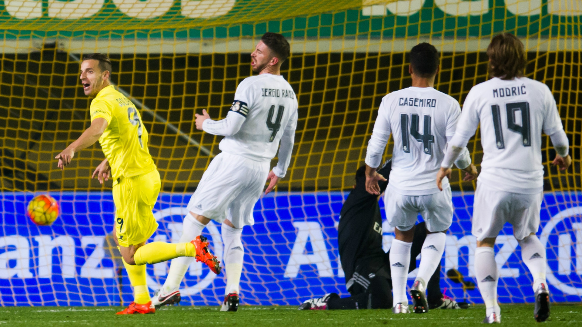 Can unbeaten Villarreal compete against Real Madrid and their 100% record?