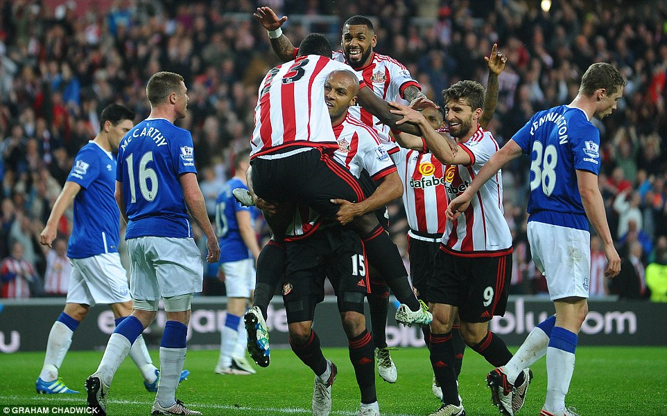Can Sunderland register their first win of the season?