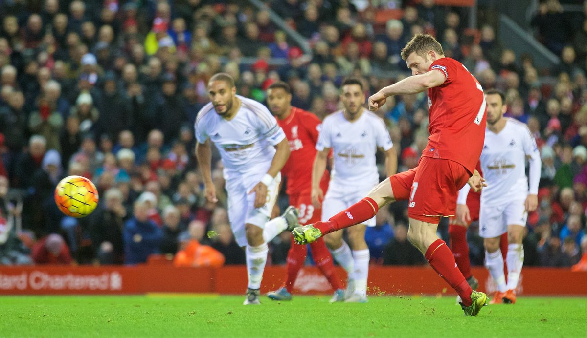 Can Swansea end Liverpool's excellent run in the Premier League?