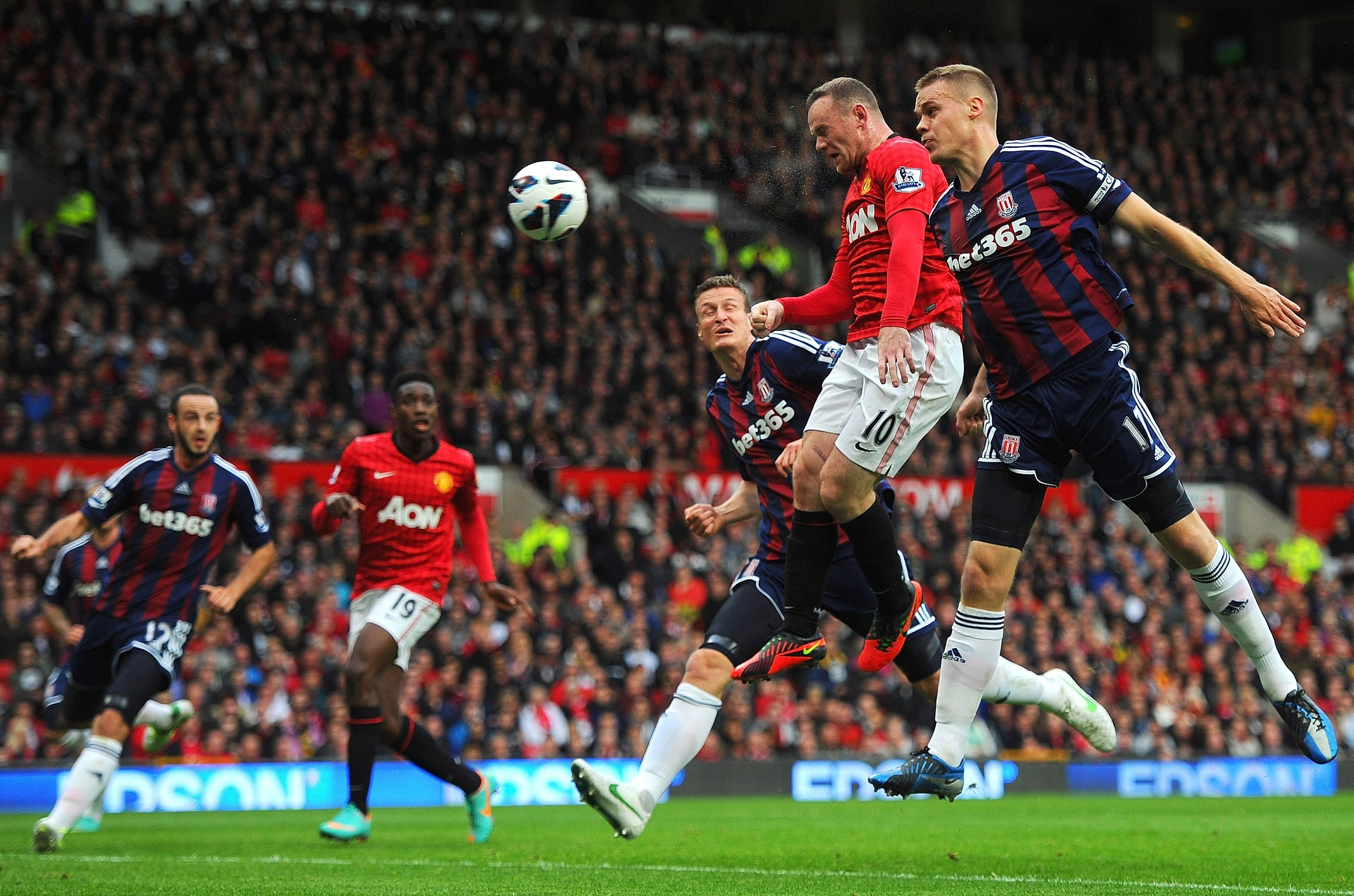Can United continue their mini revival against Stoke?